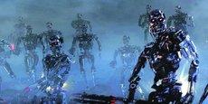 Des armées travaillent à des unités robotisées encore sous tutelle humaine, dernier stade avant l'autonomie complète à la Terminator.