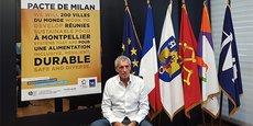 Philippe Saurel, maire de Montpellier, a présenté le Sommet des maires du Pacte de Milan qui se déroulera en octobre à Montpellier.