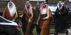 Le 7 mars 2018, Khaled al-Faleh, ministre du pétrole saoudien et Pdg de Saudi Aramco, arrive à Londres avec d'autres dignitaires alors que le prince héritier Mohammed bin Salman rencontre le Premier ministre britannique Theresa May à Downing Street.