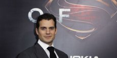 Henry Cavill incarne le héros de Man of Steel. Copyright Reuters