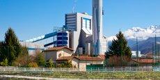 Pour produire sa chaleur, la Compagnie de Chauffage fait appel à plusieurs sites répartis au sein de l'agglomération grenobloise.