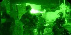 Intensificateur d'image militaire et solution de tubes et systèmes de Photonis