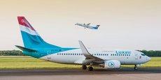 Luxair dispose d'une flotte de 19 appareils