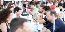 Chaque grand week-end organisé par Digilinx compte une phase de speed-dating entre prestataire et décisionnaires.