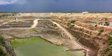 La mine d'or de Williamson, connue aussi sous le nom de mine de Mwadui, est située dans la région de Shinyanga en Tanzanie.