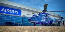 L 1.000e hélicoptère de la famille Super Puma (H215) a été livré à la police fédérale allemande (Bundespolizei).