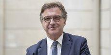 Bruno Cavagné, Président de la Fédération Nationale des Travaux Publics.