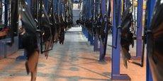 Les Forges de Niaux sont spécialisées dans la fabrication de disques agricoles.