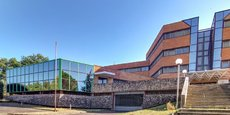 Le bâtiment de Foulayronnes vendu pour moins de 700.000 euros.