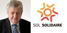André Joffre, fondateur du bureau d'études Tecsol à Perpignan, est à l'initiative du dispositif Sol Solidaire, en cours de création.