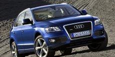 Audi Q5  Copyright Audi