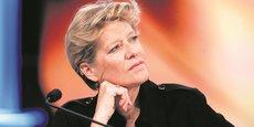 Fabienne Dulac, la patronne d'Orange France.