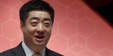Ken Hu, le président de Huawei.