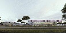 Toulouse Logistique Urbaine sera inaugurée en milieu d'année 2021.