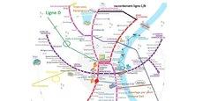 Plutôt qu'une ligne de métro, la Fnaut propose d'améliorer la vitesse commerciale du tramway et d'étendre encore le réseau dans une logique circulaire