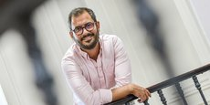 Maxime Doreau, dirigeant fondateur de Feed Manager
