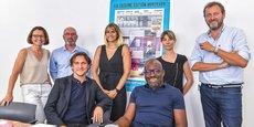 Oxatis et les sociétés Maa Bikes, DBS Solutions et Technic-Achat réunies pour échanger sur les problématiques e-commerce