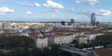 A Lyon, le prix moyen au mètre carré est en hausse de 5,7% sur un an