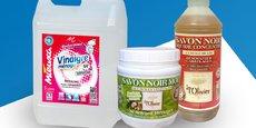Notilia développe ses gammes de produits ménagers biodégradables et de classiques du genre.