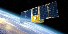 Le premier nanosatellite industriel français embarque une charge utile d'1,5 kg.