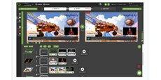 Easylive.io peut diriger un flux vidéo vers toutes les plateformes de diffusion en simultané.