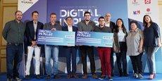 Les startups bordelaises Panga et Hiventive ont été récompensées par Huawei France dans le cadre du Digital Inpulse