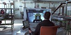 Mimbus développe plusieurs solutions d'apprentissage aux métiers manuels grâce à la réalité virtuelle et augmentée.