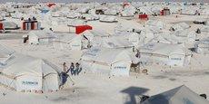 DES PROCHES DE MEMBRES DE L'EI ÉCHAPPÉS D'UN CAMP, SELON L'OBSERVATOIRE SYRIEN