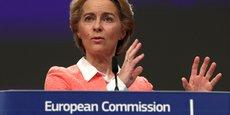 Je suis inquiète des coupes drastiques qui sont dans la proposition de la présidence finlandaise de l'Union européenne, a asséné la nouvelle présidente de la Commission européenne Ursula von der Leyen,