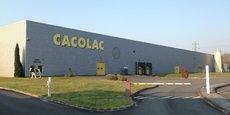 Cacolac va créée une usine de 2.000 m2 dédiée au remplissage de vin en canette.