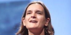 Esther Duflo, en 2009, lors de la conférence annuelle Pop!Tech.