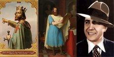 Raymond IV, Alaric II et Carlos Gardel sont les trois Toulousains les plus populaires sur Wikipédia.