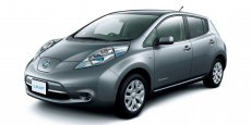 Nissan Leaf. Photo Nissan