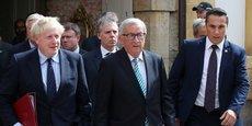 M. Juncker, qui avait appelé le Premier ministre britannique dans la matinée, a qualifié l'accord d'équitable et équilibré.