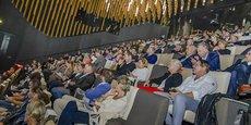 Le public était au rendez-vous à la Cité du vin pour cette 6e édition du La Tribune Wine's Forum.