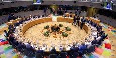SYRIE: LES DIRIGEANTS DE L'UE PRENNENT NOTE DE LA PAUSE TURQUE