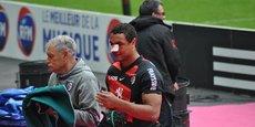 Le capitaine du Stade toulousain et de l'équipe de France, Thierry Dusautoir, avait un diplôme d'ingénieur en poche au moment de raccrocher les crampons