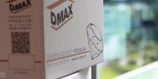 C'est le quatrième rachat d'entreprises pour DMax.