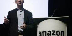 Jeff Bezos, fondateur d'Amazon et futur patron du Washington Post  - DR