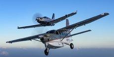 Daher a vendu 48 petits mono-turbopropulseurs de la famille TBM (TBM 910 et TBM 940) et 20  Kodiak 100 Series II en 2019.