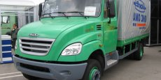 Camion ZIL Copyright ZIL