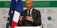 A l'ouverture de la conférence, le ministre des Finances, Bruno Le Maire, avait qualifié cette reconstitution du Fonds vert d'ambitieuse, malgré le retrait des Etats-Unis de l'accord de Paris.