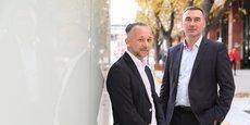 Le président, Nicolas Sérès, et son nouveau directeur général, Christophe Azaïs, dévoilent leurs ambitions pour la plateforme WiSEED, basée à Toulouse.