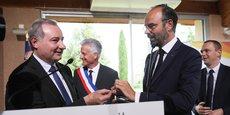 Le chef de la majorité et Premier ministre, Édouard Philippe, avait tenu un séminaire gouvernemental de 3 jours à Toulouse en 2018, pour témoigner de sa bonne entente avec le maire Jean-Luc Moudenc.
