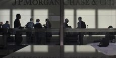 JP Morgan multiplie les débordements...(c) Reuters
