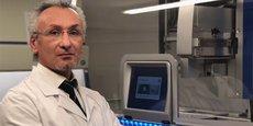 Jean-Marc Zeglany, président de My Health France, à Carcassonne, propose l'application Kaducée permettant de connecter les infirmières à domicile et les patients