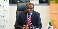 Charles Boamah, Vice-président Principal, Banque africaine de développement (BAD).