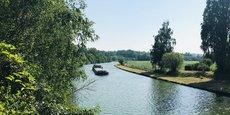 Le canal à grand gabarit de 1 100 kilomètres de long pourrait favoriser la création de 45 000 emplois à l'horizon 2050.