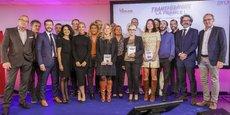Le jury de Transformons la France a récompensé huit projets innovants.