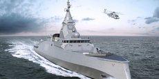 Naval Group avec sa frégate de défense et d'intervention (FDI) affronte Lockheed Martin, qui inonder la Grèce de ses systèmes d'arme (frégates MMSC, F-35, MH-60R, modernisation des F-16...)